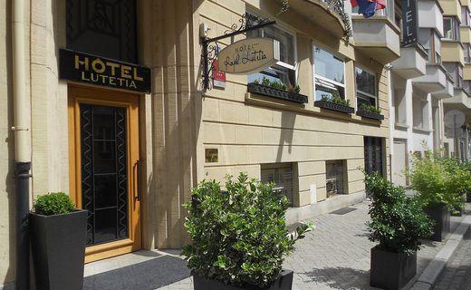 Hôtel Royal Lutetia