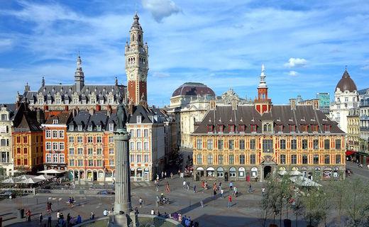 Première Classe Lille Centre